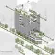 Diagram Gandom Building in Tehran by Olgoo Architecture Office  3