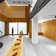 Kohan Ceram Central Office Building in Tehran Hooba Design Brick Architecture  17