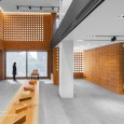 Kohan Ceram Central Office Building in Tehran Hooba Design Brick Architecture  18