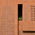 Kohan Ceram Central Office Building in Tehran Hooba Design Brick Architecture  3
