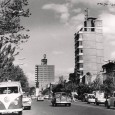 saadi street old tehran 1950s or 1960s  2