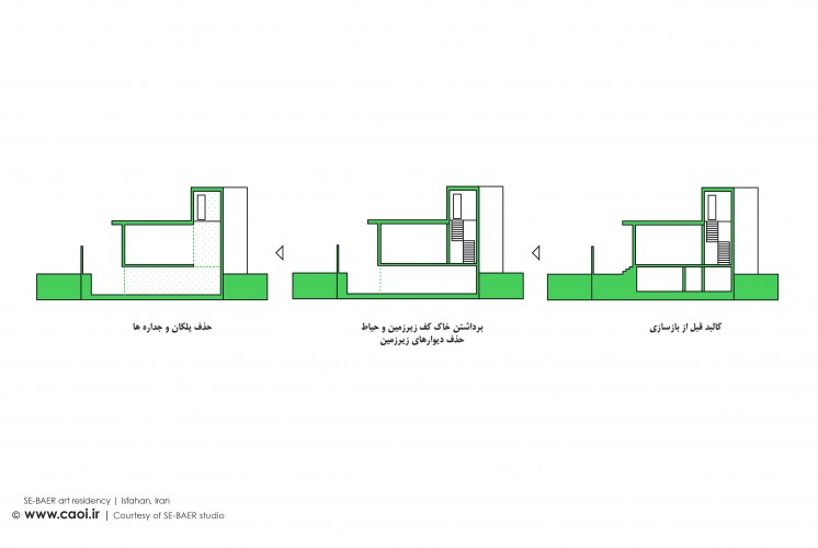 SE BAER Art Residency in Isfahan Design Documents  2