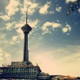 Milad Tower in Iran by Mohammad Reza Hafezi  1