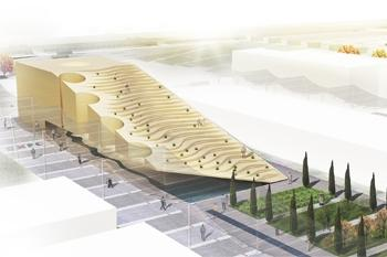 Iranian Pavilion (Milan Expo 2015) Competition