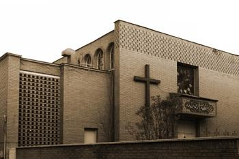 Evangelical church of Emmanuel in Tehran