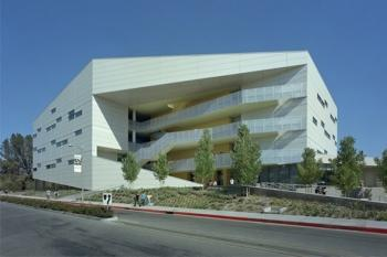 Chaparral hall science building