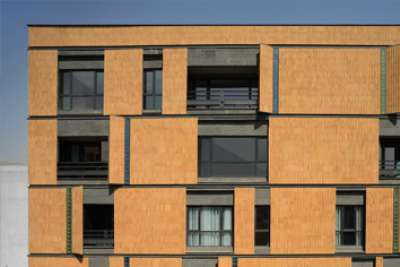 Sarvin residential building in Tehran | Architecture of Iran