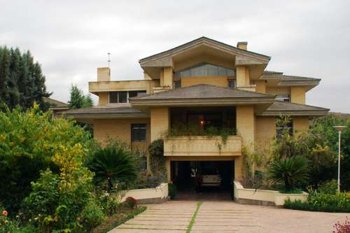 House of Mr. Yazdi
